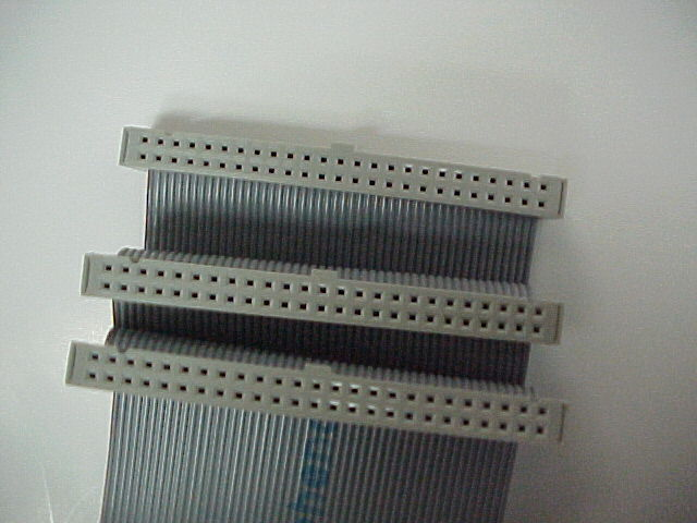 "SCSI 48 Pin (2x24) Dual drive 22"" internal ribbon cable"