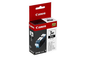 Canon BCI-3eBK Black Ink