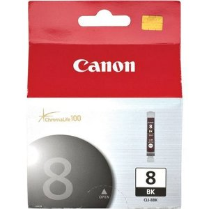 Canon Pixma 8 Black Ink
