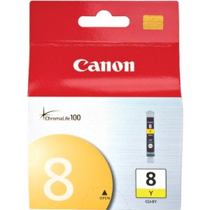 Canon Pixma 8 Yellow Ink