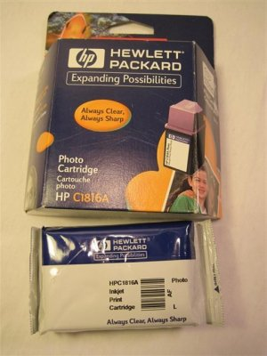 HP C1816 Photo Color Cartridge
