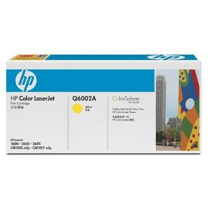 HP Laserjet 1600 yellow toner