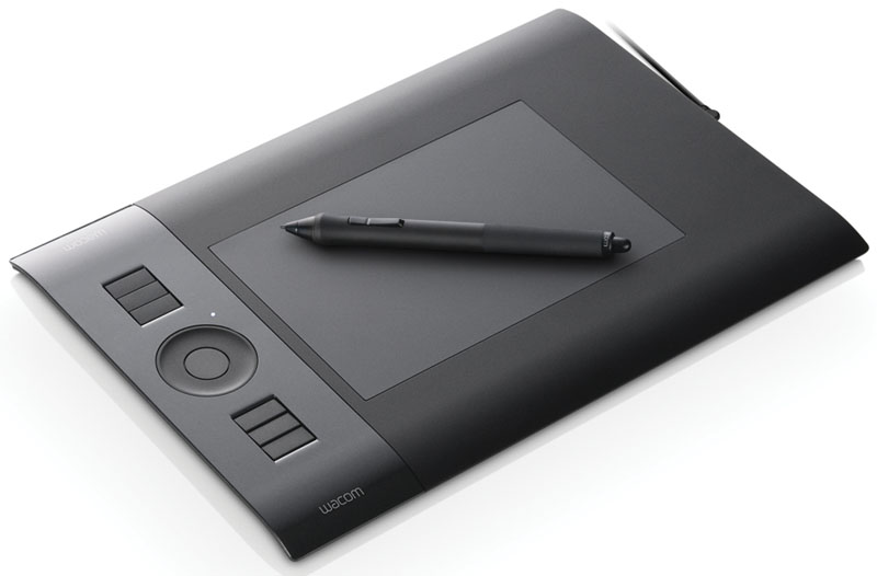 Academic Intuos4 Small USB Tablet